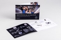 Druckerei Petrič | Broschüre Mercedes / druck / druckerei