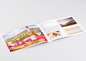 Tiskarna Petrič | Brošura Zlati Grič / tisk / tiskanje