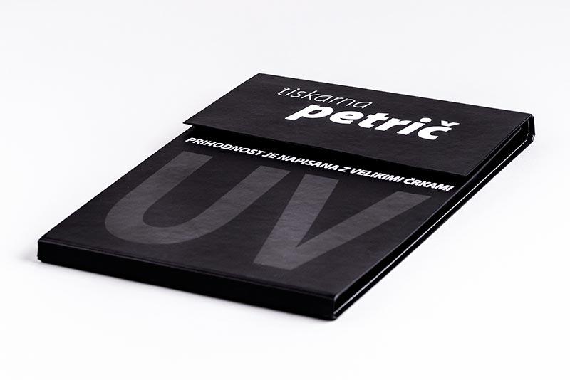 Tiskarna Petrič | Brošura Petrič / tisk / tiskanje