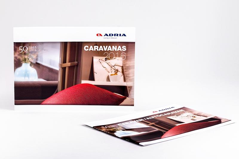 Tiskarna Petrič | Katalog Adria / tisk / tiskanje