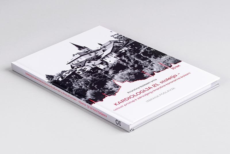 Tiskarna Petrič | Knjiga Kardiologija / tisk / tiskanje