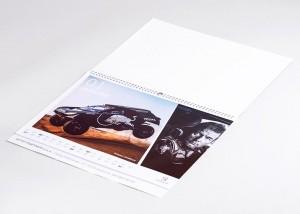 Tiskarna Petrič | Koledar Avto Partner / tisk / tiskanje