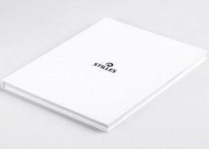 Tiskarna Petrič | Letno poročilo Stilles / tisk / tiskanje