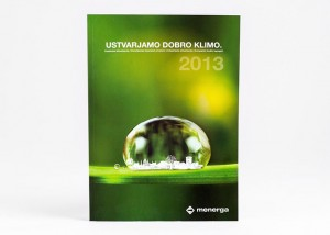 Tiskarna Petrič | Prospekt Menerga / tisk / tiskanje