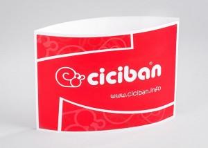 Tiskarna Petrič | Reklamni pano Ciciban / tisk / tiskanje