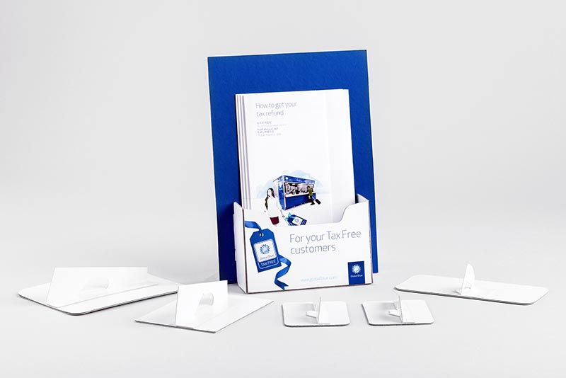 Tiskarna Petrič | Reklamni panoji Global Blue / tisk / tiskanje
