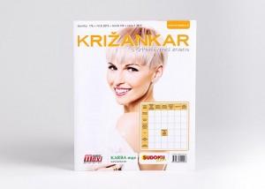Tiskarna Petrič | Revije Križankar / tisk / tiskanje