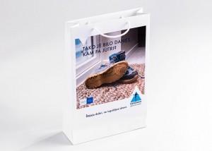 Tiskarna Petrič | Vrečka Copaxone / tisk / tiskanje