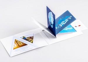 Tiskarna Petrič | Brošura Copaxone / tisk / tiskanje