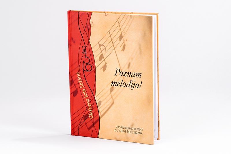 Tiskarna Petrič | Knjiga Glasbena šola / tisk / tiskanje