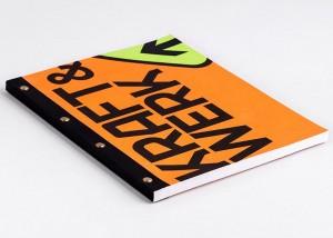 Tiskarna Petrič | Letno poročilo Kraft & Werk / tisk / tiskanje
