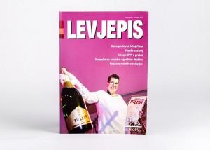Tiskarna Petrič | Revije Levjepis / tisk / tiskanje