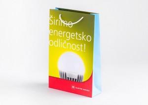 Tiskarna Petrič | Vrečka Elektro MB / tisk / tiskanje