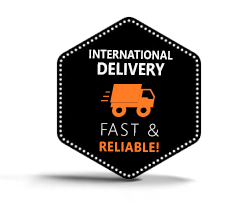 Printing House - International delivery - fast and reliable