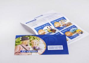 Personalizirana direktna pošta eLeclerc - Tiskarna Petrič