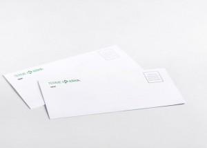 Poslovne tiskovine - kuverte - tisk