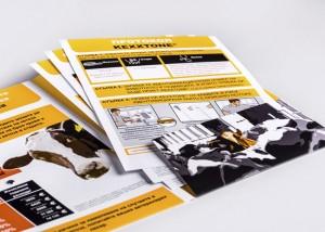Oglasni material - tiskovine - letaki