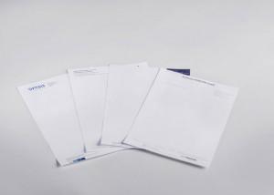 Poslovne tiskovine - dopisni listi - tisk