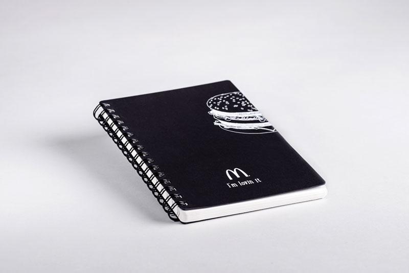 Tiskarna Petrič - McDonalds - tiskovine -bloki