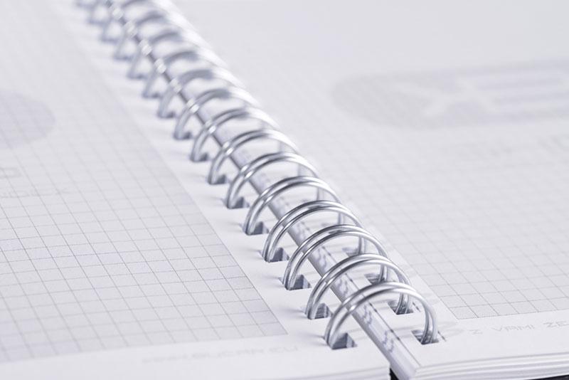 Tiskarna Petrič - vezava - tiskovine -bloki