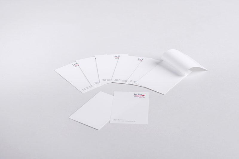 Listki Piši-Briši - Inovativne tiskovine