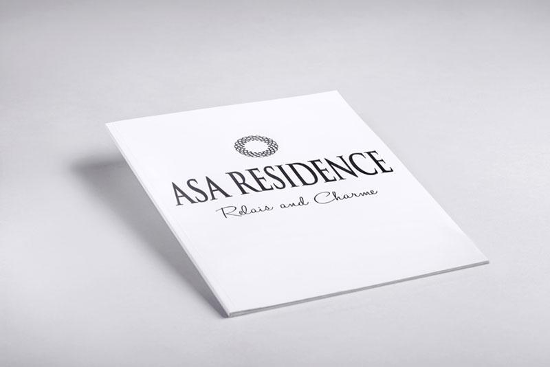 Tiskarna Petrič | Knjiga Asa Residence
