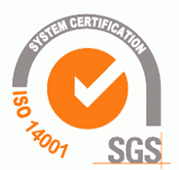 Certifikat kakovosti tiskarskih storitev ISO 14001