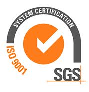Certifikat kakovosti tiskarskih storitev ISO 9001